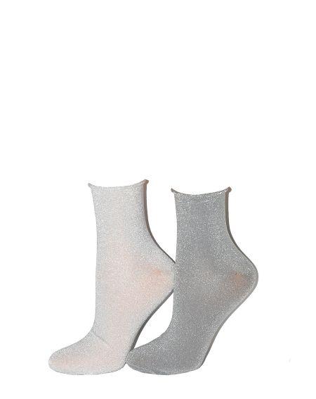 Steven socks, art. 158 Lurex Smooth 35-40