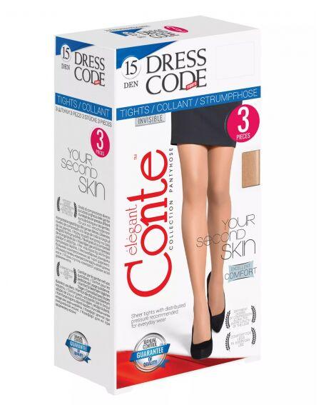 Conte Dress Code 15 den 3...