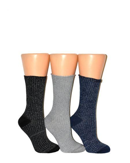Milena 1023 Lurex 37-41 socks
