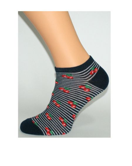 Bratex 0242 Classic Women's Footsies Style 36-41