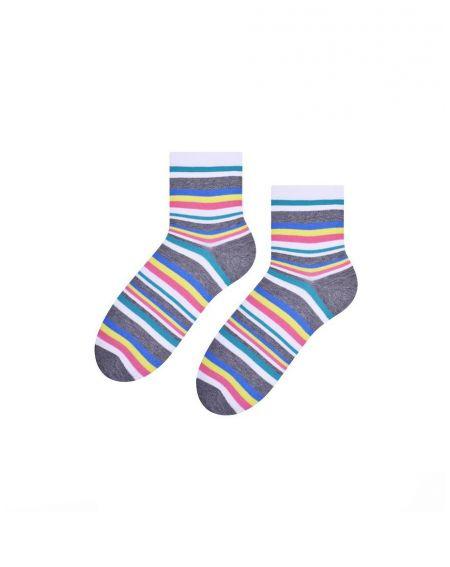 Steven socks art.037, straps 35-40