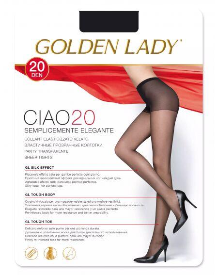 Golden Lady Ciao 20 denier