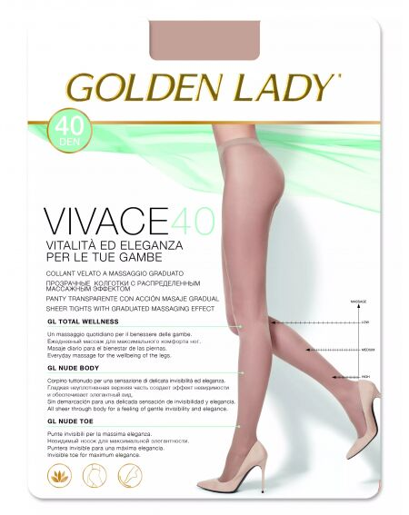 Golden Lady Vivace 40 den