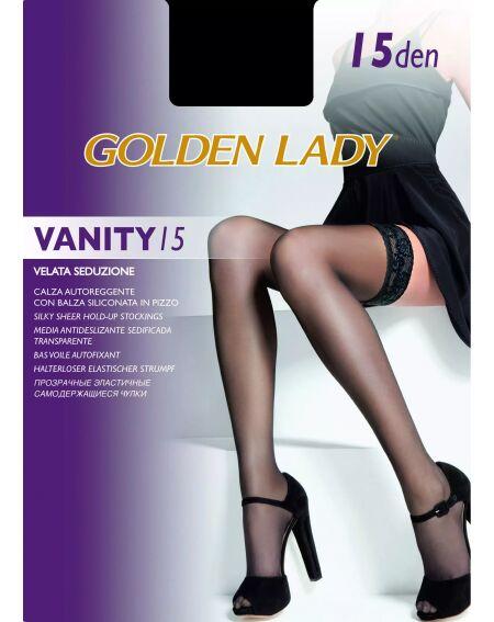 Golden Lady Vanity 15 den