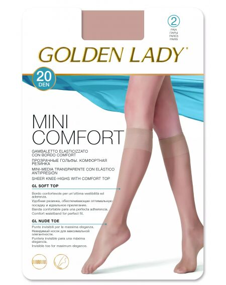 Golden Lady Minicomfort 20 den