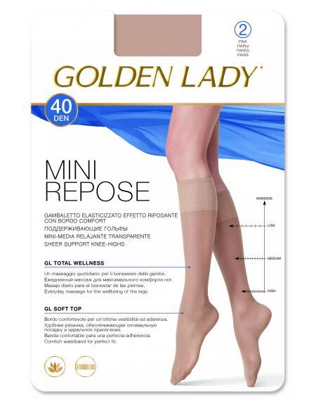 Golden Lady Minirepose 40 den