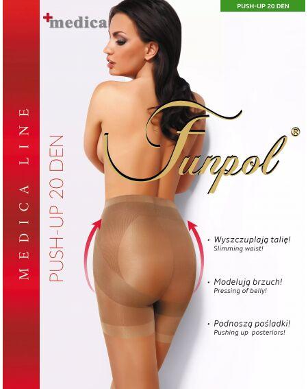 Funpol Push-up 20 den