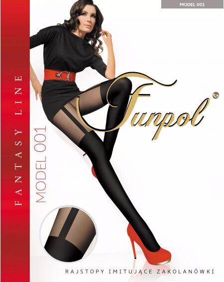 Funpol Model 001 20/60 den