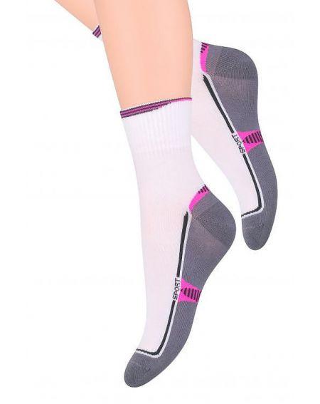 Steven socks art.026 Women's Sport Pattern 35-40
