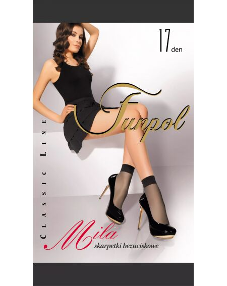 Funpol Mila Classic 17 den