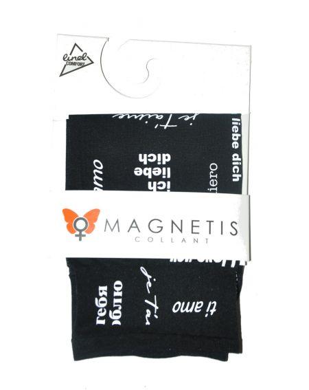 Magnetis Love You microfiber socks