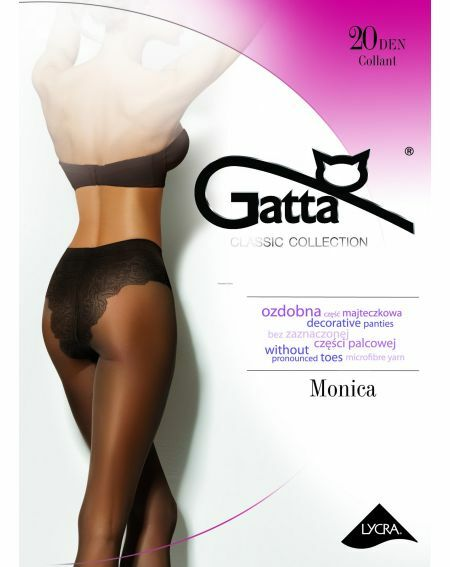Rajstopy Gatta Monica 20 den 2-4
