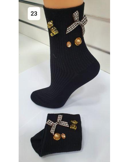 Socks Magnetis 50 Bear / bow 21/22