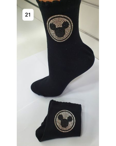 Magnetis 43 Minnie 21/22 socks