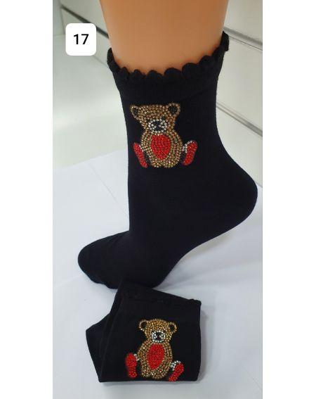 Magnetis 40 Bear 21/22 socks