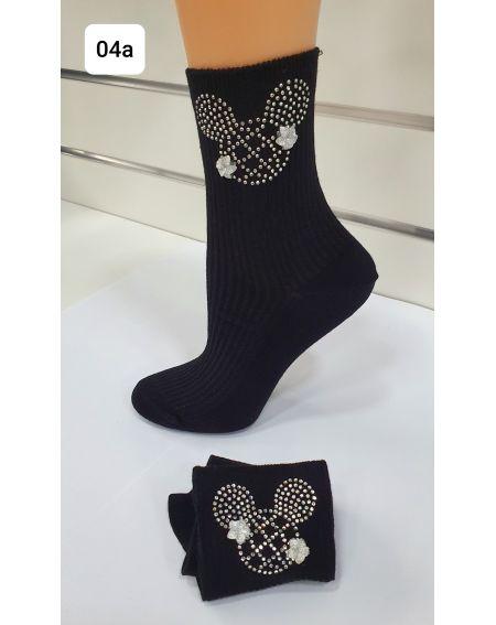 Magnetis 58 Zirconia Minnie 21/22 socks