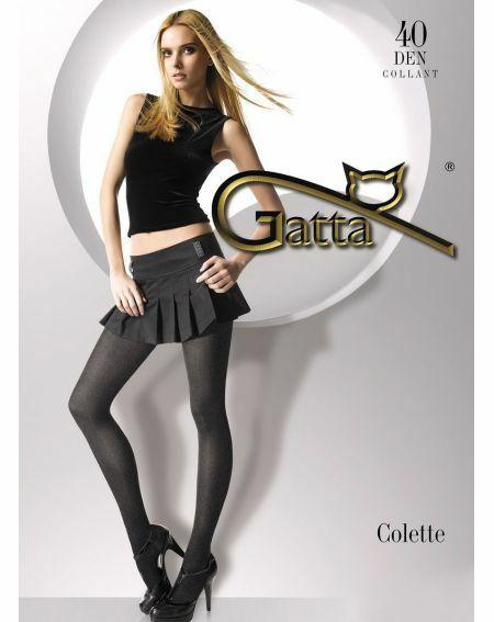 Gatta Colette Tights No. 1 40 denier 2-4