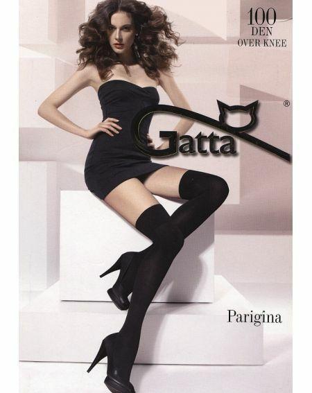 Zakolanówki Gatta 3756 Parigina 100 den