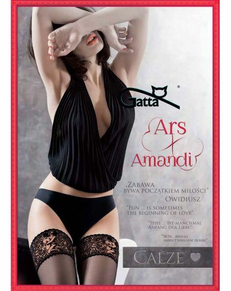 Gatta Ars Amandi Calze Stockings 02 15 den 1-4