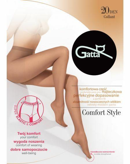 Gatta Comfort Style Tights 20 den 5-XL