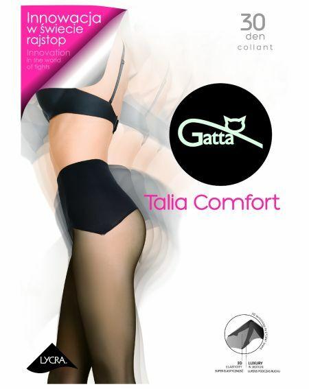Rajstopy Gatta Talia Comfort 30 den 1-4