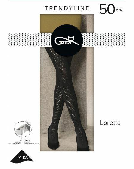 Gatta Loretta tights model 122 50 denier 2-4