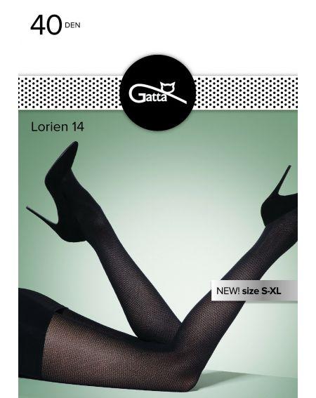 Gatta Lorien tights model 14 40 denier 5-XL