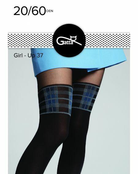 Gatta Girl-Up Tights wz.37 20/60 den 2-4