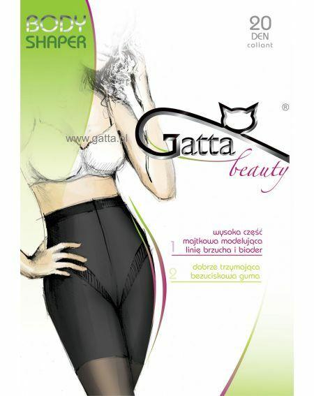 Rajstopy Gatta Body Shaper 20 den 5-XL