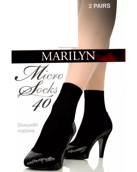 Marilyn Micro Socks 40 den