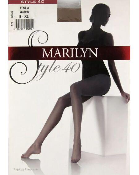 Marilyn Style 40 den