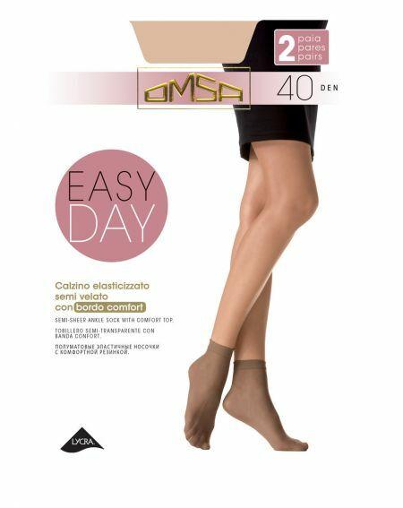 Omsa Easy Day 40 den A'2 socks