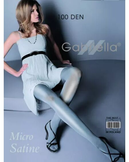 Gabriella Micro Satine 100 den