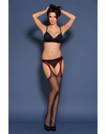 Rajstopy Strip Panty Lola