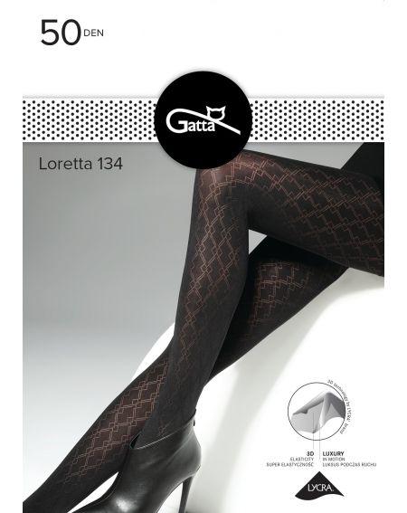 Gatta Loretta tights model 134 50 denier 2-4