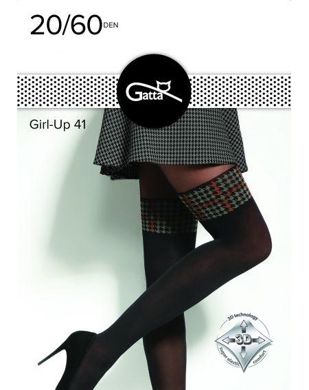 Gatta Girl-Up Tights wz.41 20/60 den 2-4