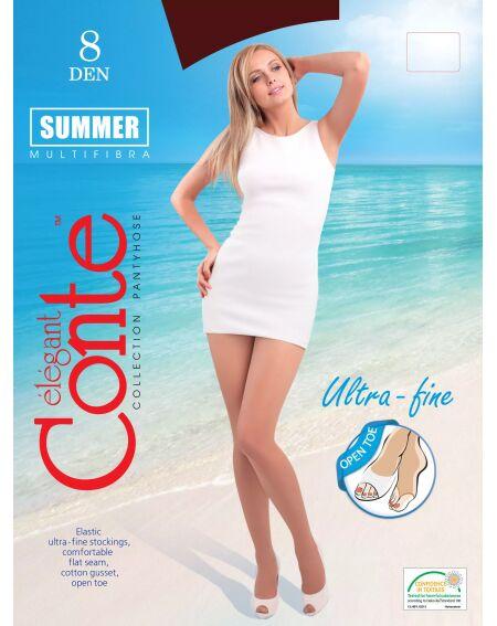Conte Summer open toe 8 den
