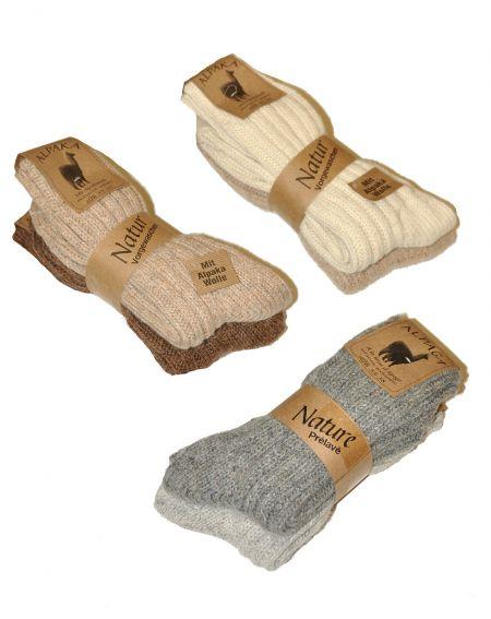 Ulpio socks art.7410-7412 Alpaca women and men A'2 35-46