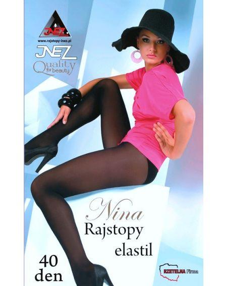 Rajstopy Inez Nina 40 den 2-M
