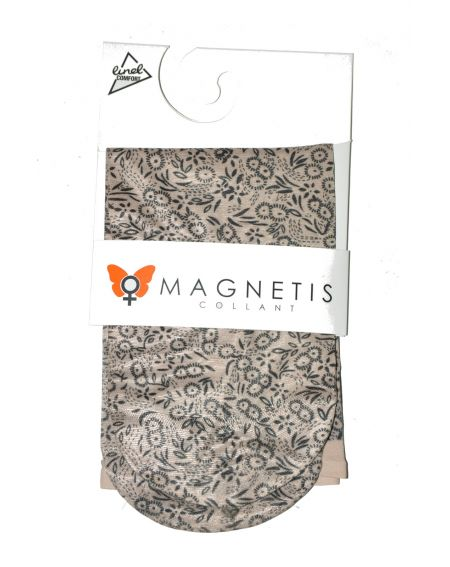 Magnetis lycra 20 den socks Pattern