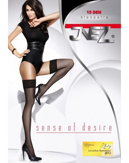 Inez Kleopatra 15 denier stockings